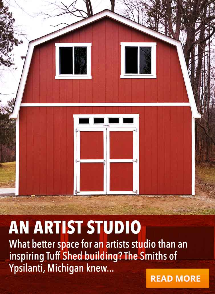 Tuff Shed – More Than Just Sheds