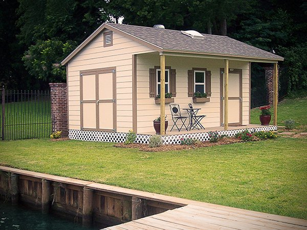 Tuff shed gallery for Sheds with porches for sale