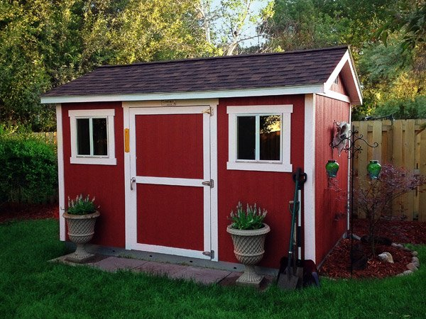 Garden Office Shed >> Tuff Shed | Gallery