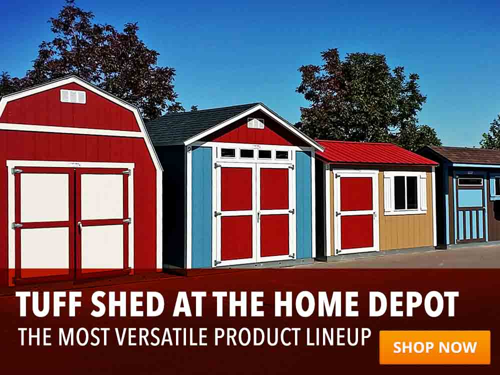 Tuff Shed | More Than Just Sheds