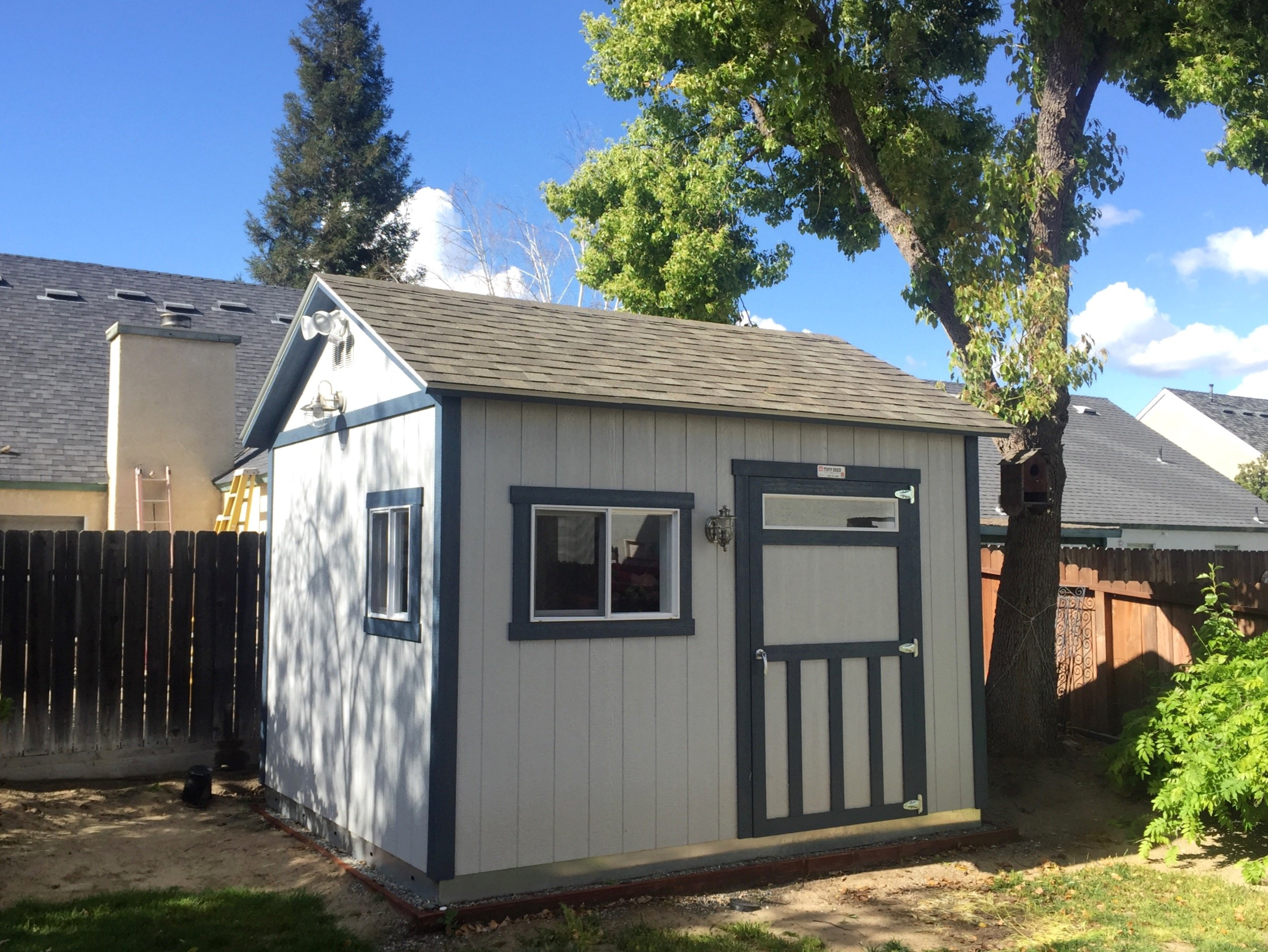 cabin new for style side less sheds tucson