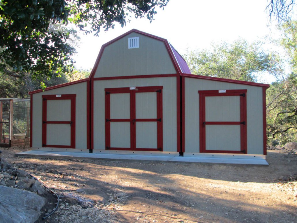 Tuff shed the tuff shed trifecta for Tuff sheds