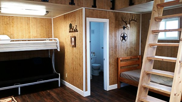 Garage Gym Man Cave : Tuff shed the ultimate man cave