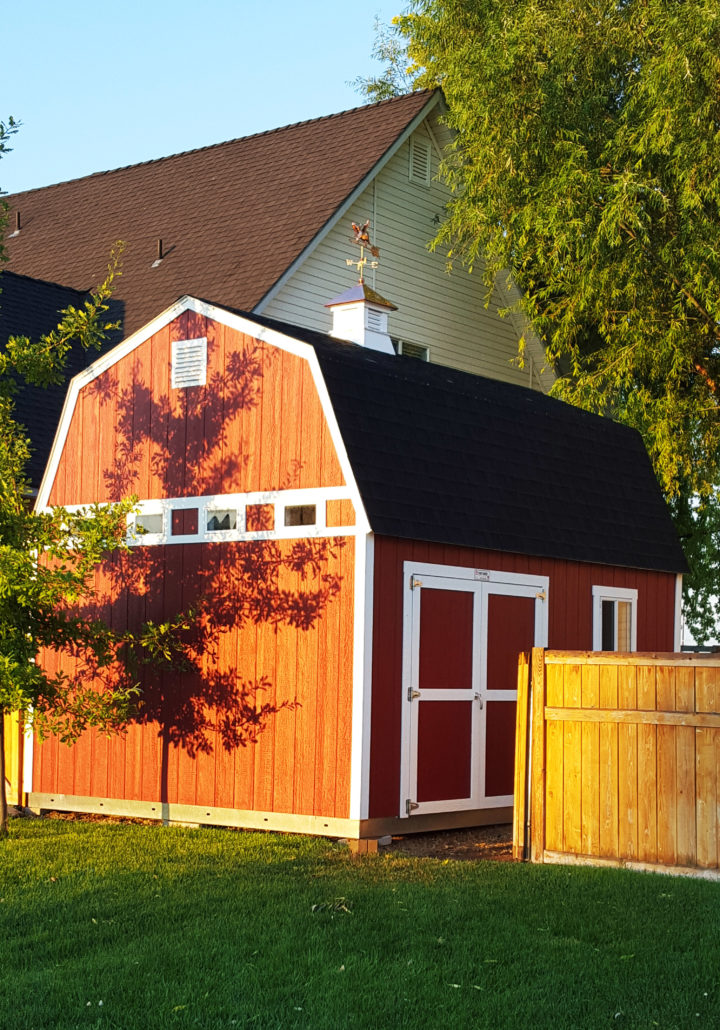 Tuff Shed A Barn Without A Farm