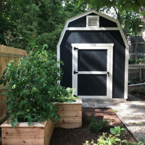 Michelle's Perfect Potting Shed