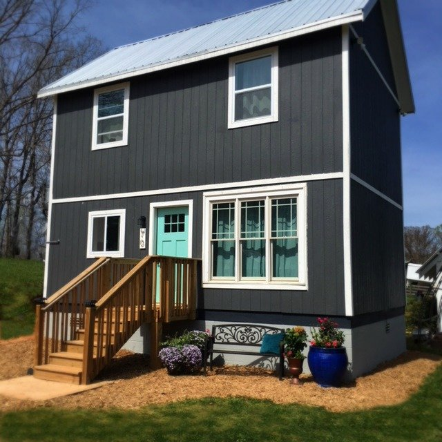 A Tuff Shed Tiny House Tuff Shed